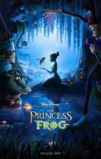 Bild The Princess and the Frog