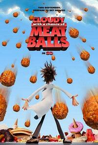 Bild Cloudy with a Chance of Meatballs