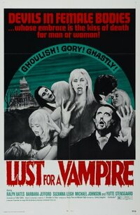 Bild Lust For A Vampire