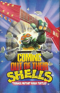 Bild Teenage Mutant Ninja Turtles: The Making of 'The Coming Out Of Their Shells' Tour