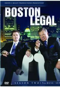 Boston Legal > Season 2