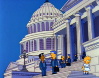image Mr. Lisa Goes to Washington