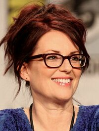 Bild Megan Mullally