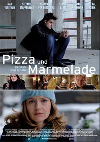 Bild Pizza und Marmelade