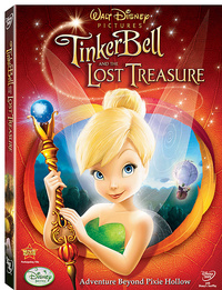 Bild Tinker Bell and the lost Treasure