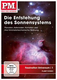 Bild P.M. Faszination Universum - Staffel 1: Die Entstehung des Sonnensystems