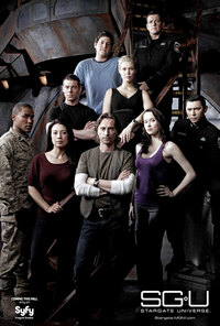Stargate Universe > Staffel 1