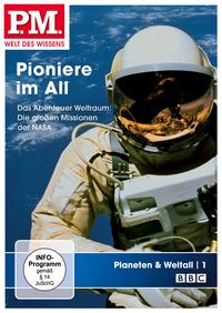 Bild P.M. Planeten & Weltall - Staffel 1: Pioniere im All