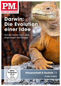 Bild P.M. Wissenschaft & Technik - Staffel 1: Darwin: Die Evolution einer Idee
