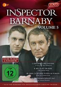 Bild Inspector Barnaby - Volume 5