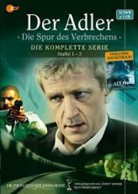 image Der Adler – Die Spur des Verbrechens: Die komplette Serie inkl. Soundtrack