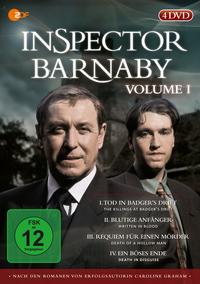 Bild Inspector Barnaby - Vol. 1