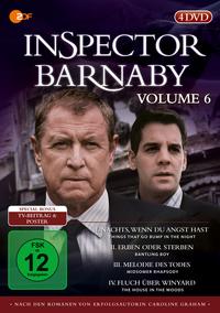 Bild Inspector Barnaby - Vol. 6