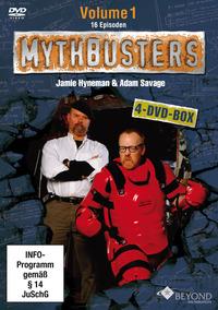 Bild MythBusters – Die Wissensjäger - Volume 1
