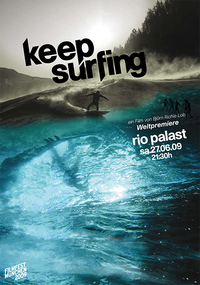 Bild Keep Surfing