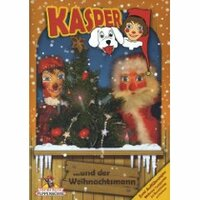 Bild Kasper und der Weihnachtsmann
