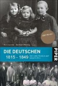 Bild Die Deutschen 1815 bis 1849 - Von Fürsten und Demokraten