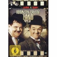 Bild Laurel & Hardy - Robinson Crusoe Land