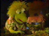 Bild Space Frog Follies