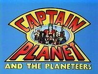 Bild Captain Planet and the Planeteers