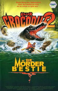 Bild Killer Crocodile II