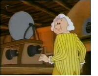 Bild Faraday et l'électricité