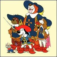 Bild D'Artacan y los tres mosqueperros