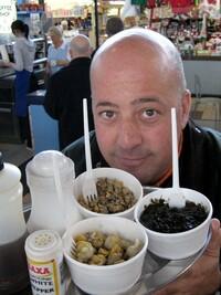 Bild Bizarre Foods with Andrew Zimmern
