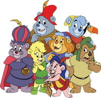 Bild Disney's Adventures of the Gummi Bears