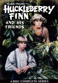 Bild Huckleberry Finn and His Friends