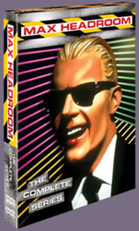 image Max Headroom