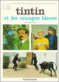 Bild Tintin et les oranges bleues