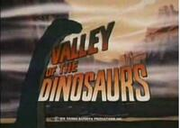 Bild Valley of the Dinosaurs