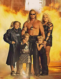 image Dog - the Bounty Hunter
