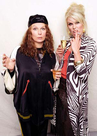 Bild Absolutely Fabulous