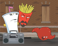 Bild Aqua Teen Hunger Force