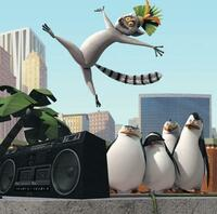 Imagen The Penguins of Madagascar