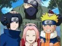 Bild Sanjou! Uzumaki Naruto