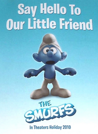 Bild The Smurfs
