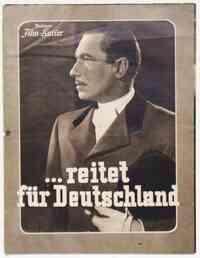 Bild ...reitet für Deutschland