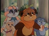 Bild The Ewoks