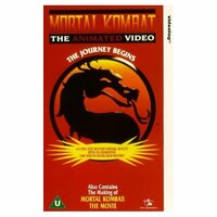 Imagen Mortal Kombat - The Journey begins