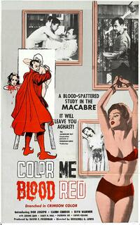 Bild Color Me Blood Red