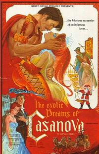 Bild The Exotic Dreams of Casanova