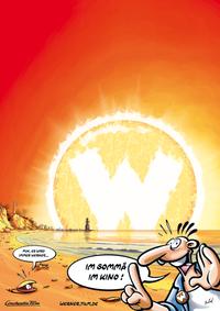 Bild Werner - Eiskalt!