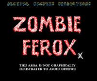 Bild Zombie Ferox