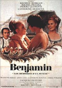 Bild Benjamin ou Les mémoires d'un puceau