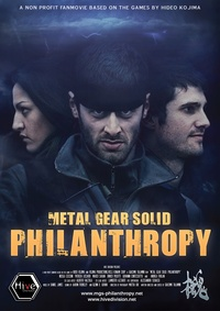 Bild Metal Gear Solid - Philanthropy