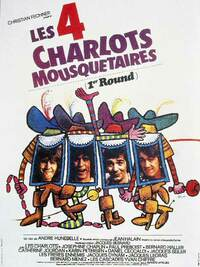 Bild Les quatre Charlots mousquetaires