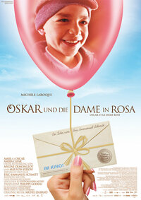 Bild Oscar et la dame rose